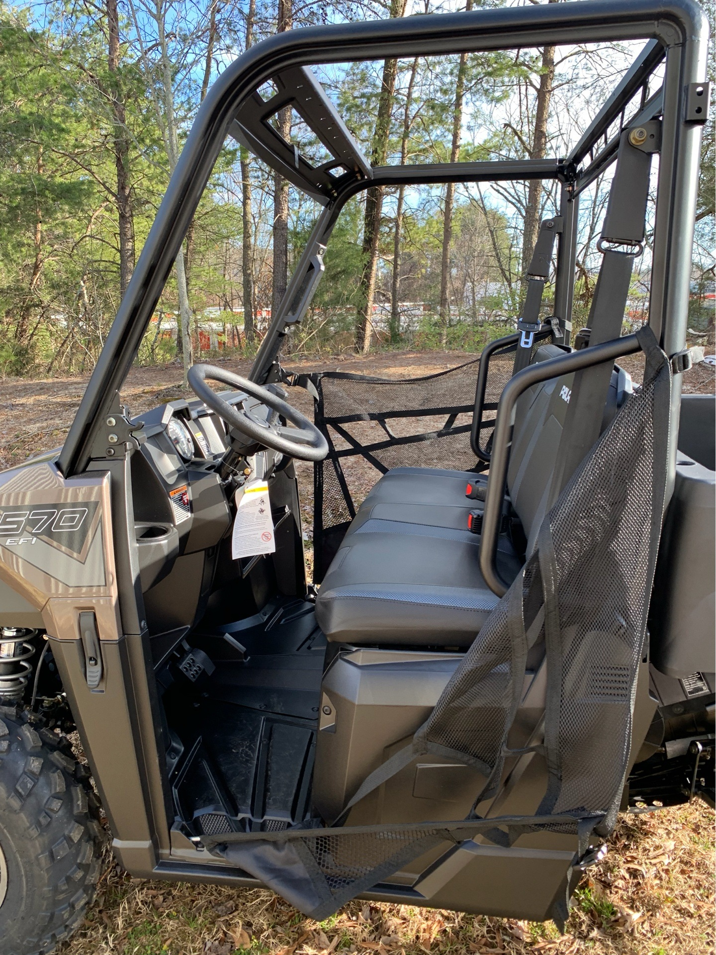 2019 Polaris Ranger 570 EPS in High Point, North Carolina - Photo 11