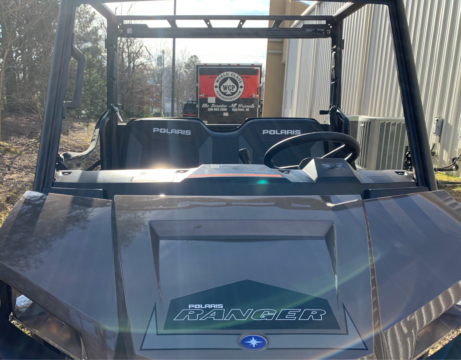 2019 Polaris Ranger 570 EPS in High Point, North Carolina - Photo 12