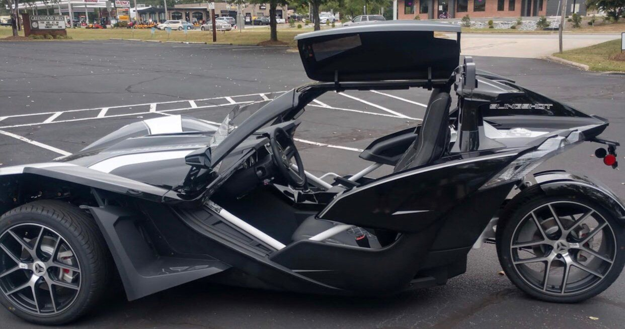 2019 Slingshot Slingshot Grand Touring in High Point, North Carolina - Photo 6