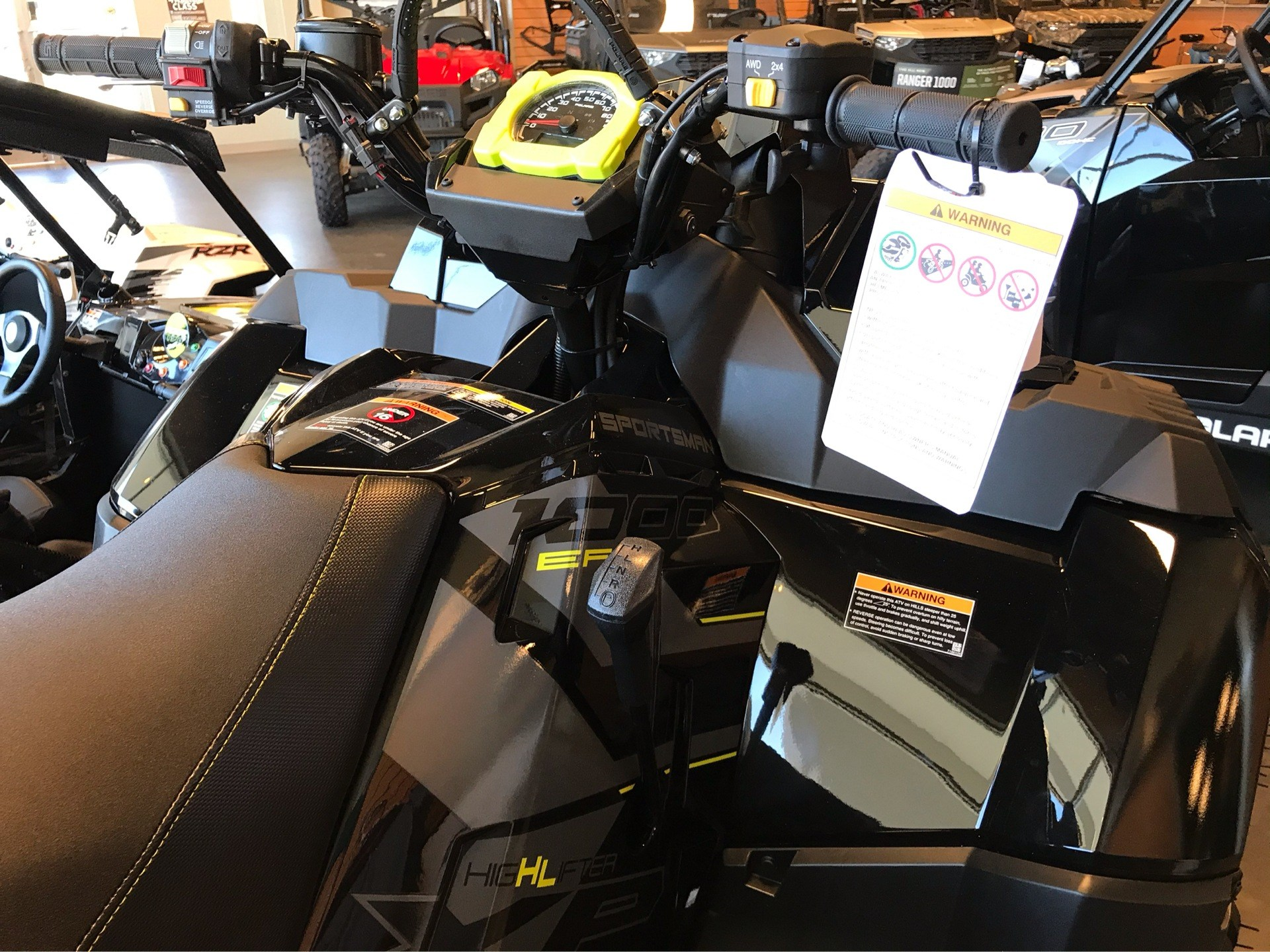 2020 Polaris Sportsman XP 1000 High Lifter Edition in High Point, North Carolina - Photo 3