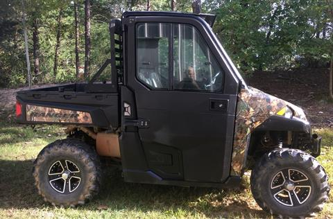 2013 Polaris Ranger XP® 900 EPS Browning® LE in High Point, North Carolina