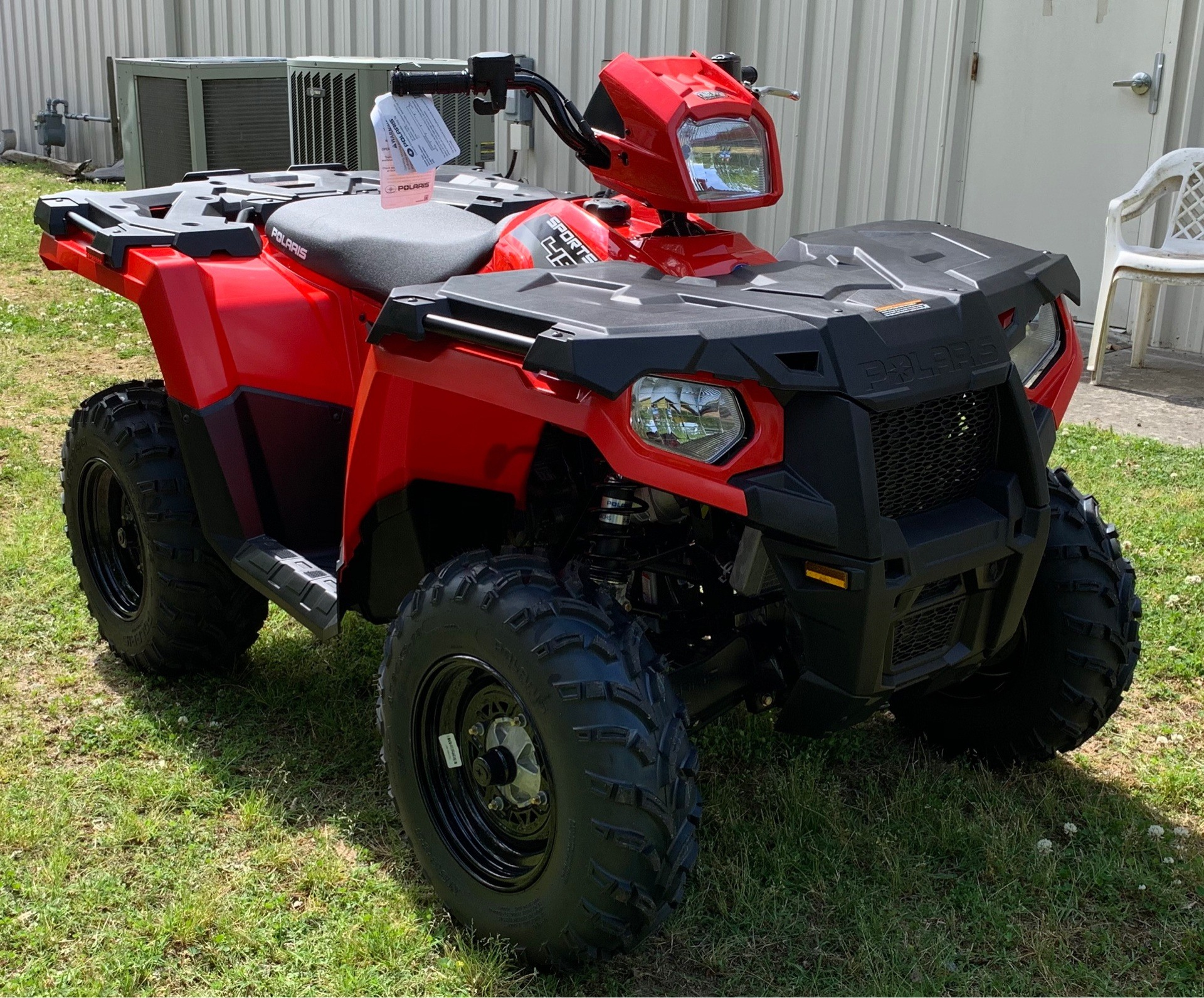 2019 Polaris Sportsman 450 H.O. EPS in High Point, North Carolina - Photo 2