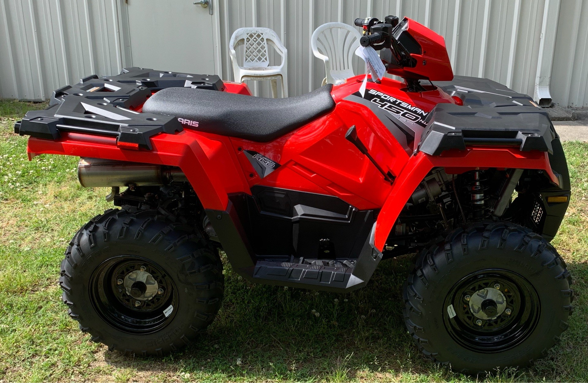 2019 Polaris Sportsman 450 H.O. EPS in High Point, North Carolina - Photo 1