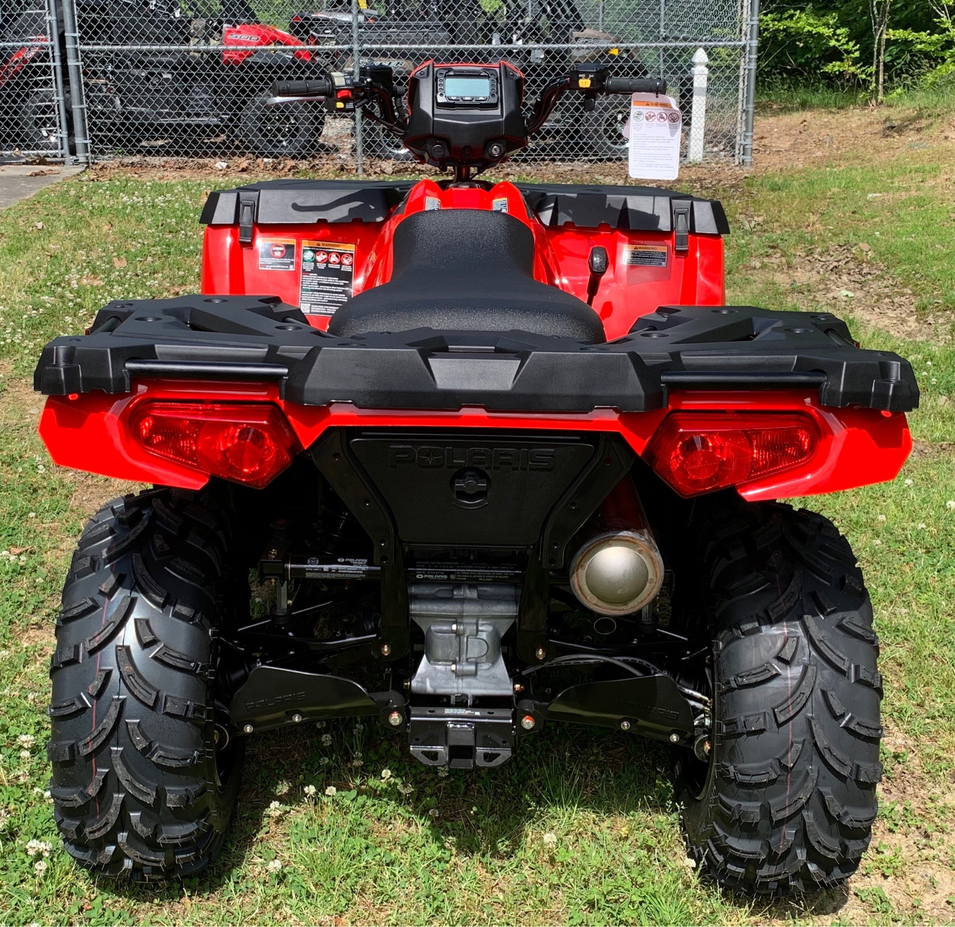 2019 Polaris Sportsman 450 H.O. EPS in High Point, North Carolina - Photo 6