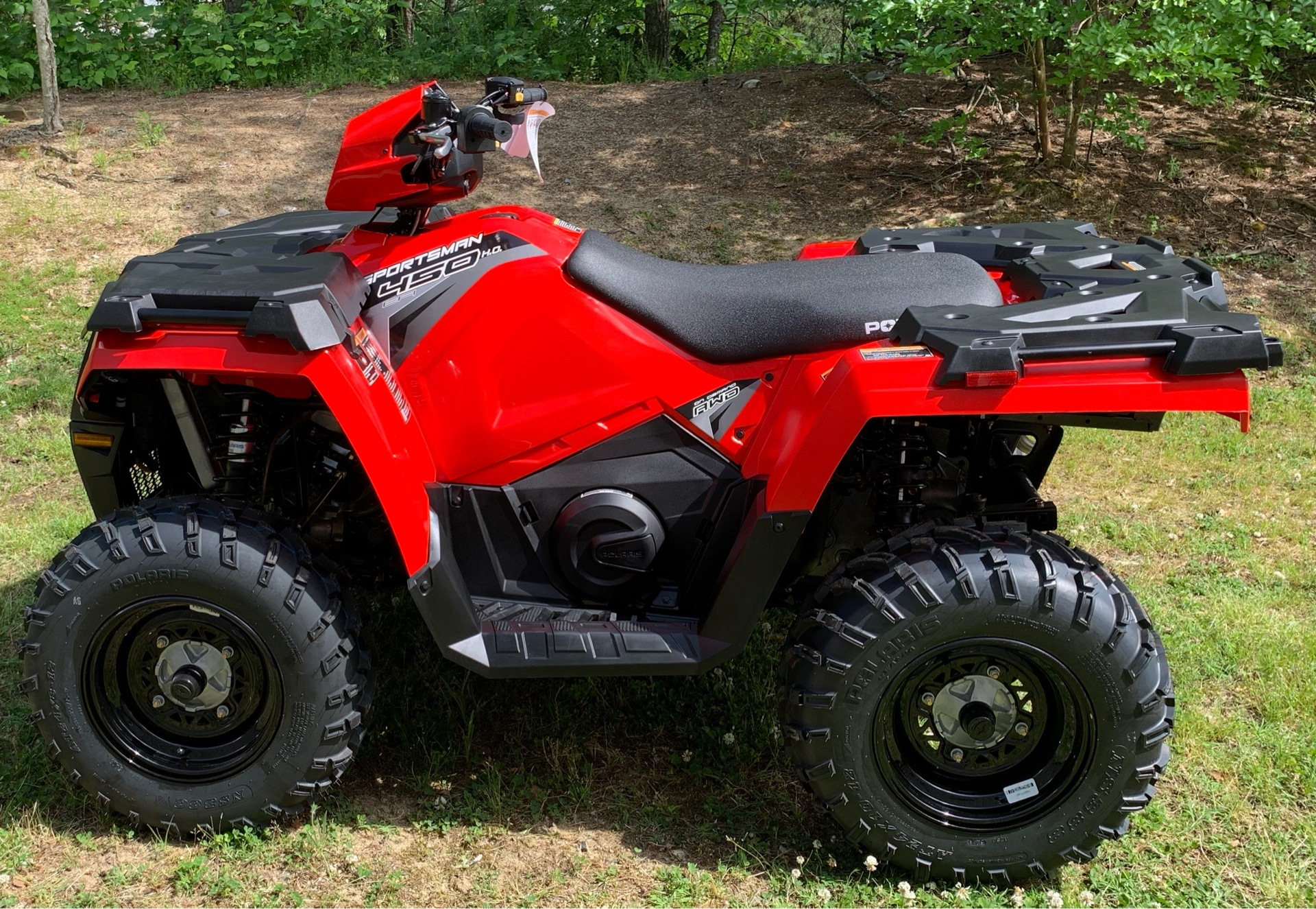 2019 Polaris Sportsman 450 H.O. EPS in High Point, North Carolina - Photo 8