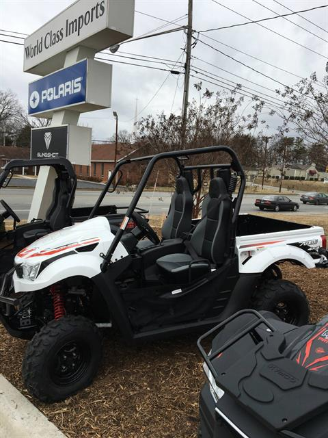 2018 Kymco UXV 700i in High Point, North Carolina