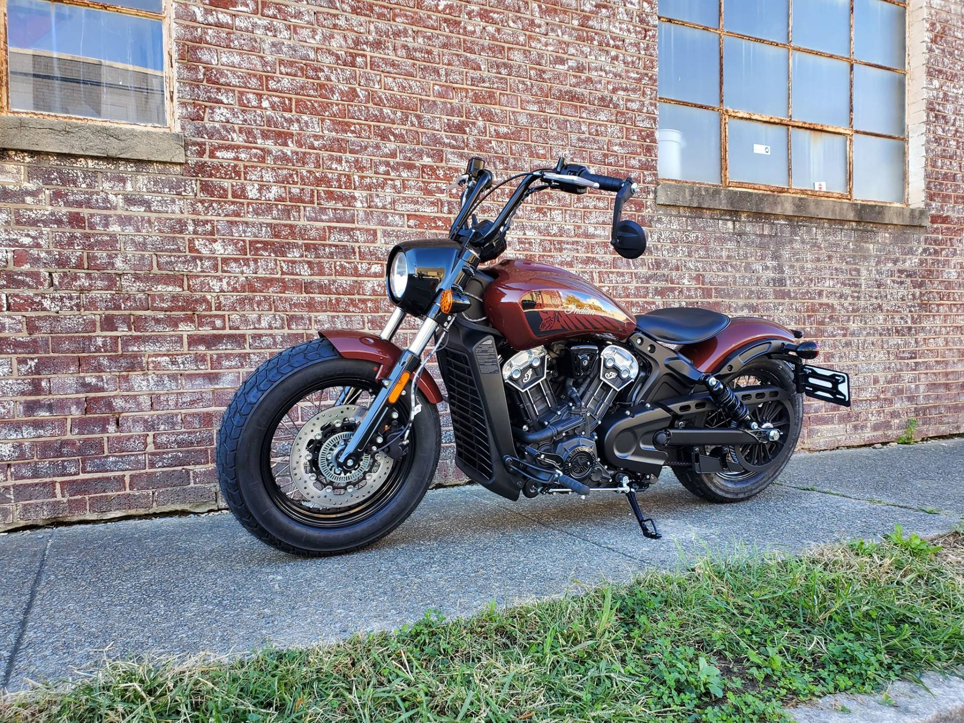 2020 Indian Scout® Bobber Twenty ABS in Greensboro, North Carolina - Photo 5