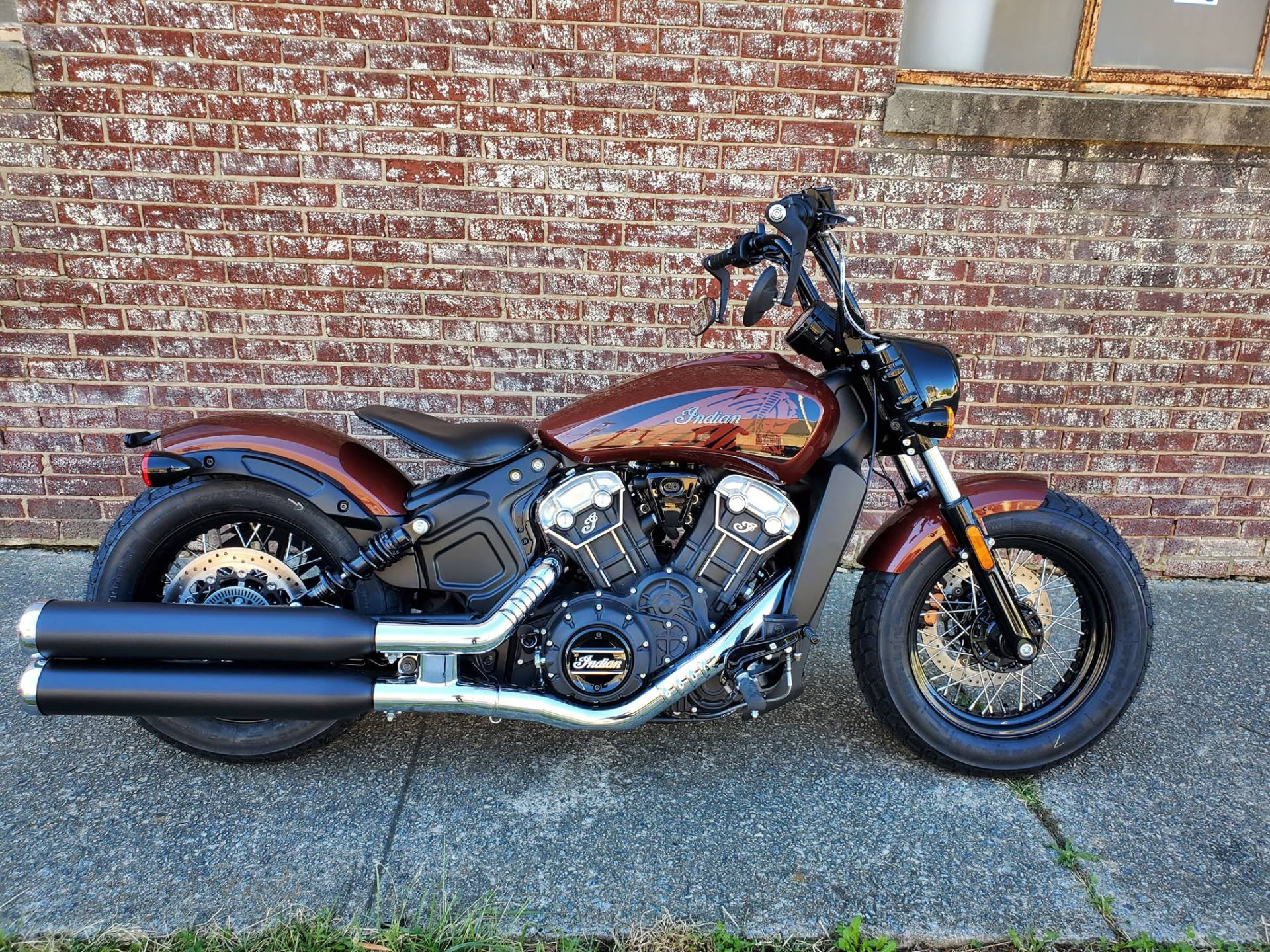 2020 Indian Scout® Bobber Twenty ABS in Greensboro, North Carolina - Photo 1