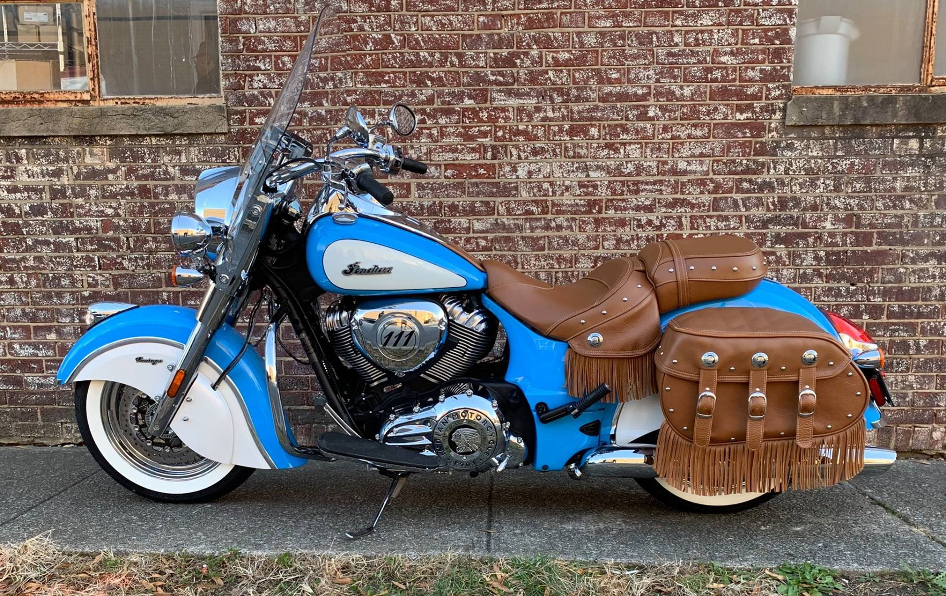2019 Indian Chief® Vintage ABS in Greensboro, North Carolina - Photo 4