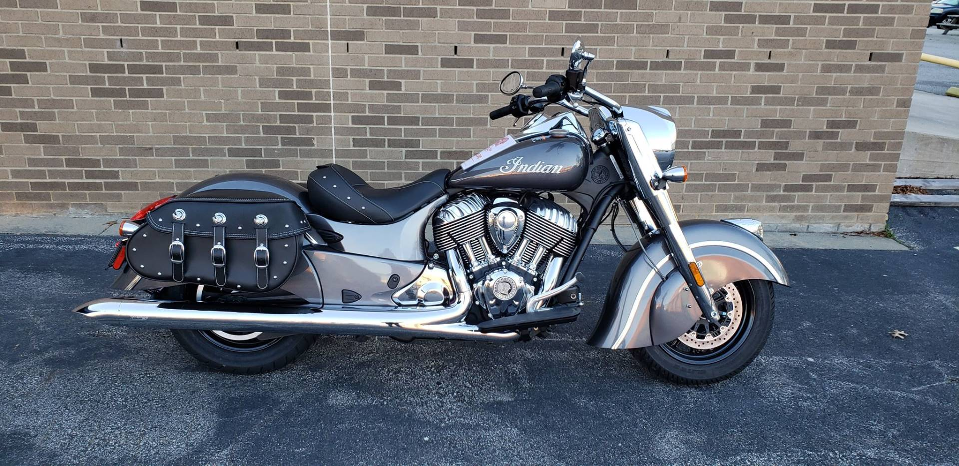 2018 Indian Chief® ABS in Greensboro, North Carolina