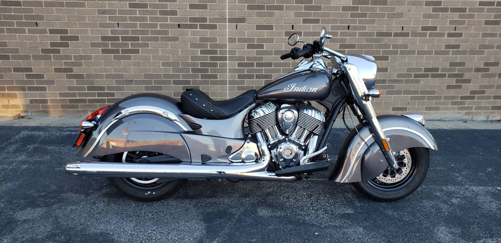 2018 Indian Chief® ABS in Greensboro, North Carolina - Photo 1