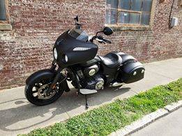 2018 Indian Chieftain Dark Horse® ABS in Greensboro, North Carolina
