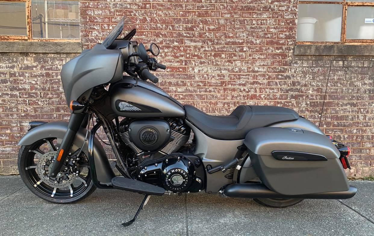 2021 Indian Chieftain® Dark Horse® in Greensboro, North Carolina - Photo 4
