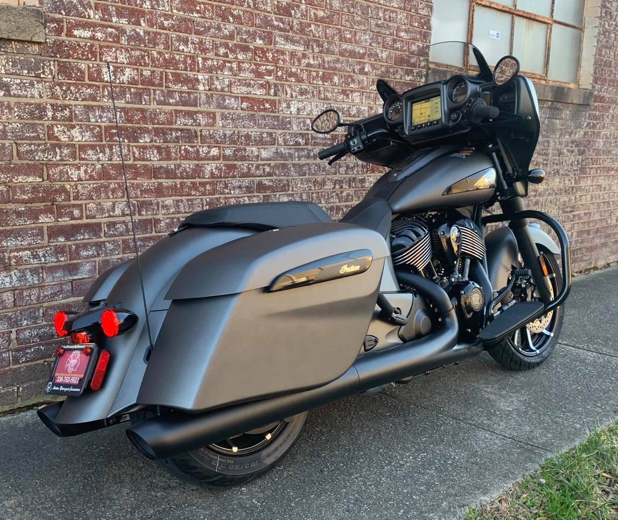 2021 Indian Chieftain® Dark Horse® in Greensboro, North Carolina - Photo 2