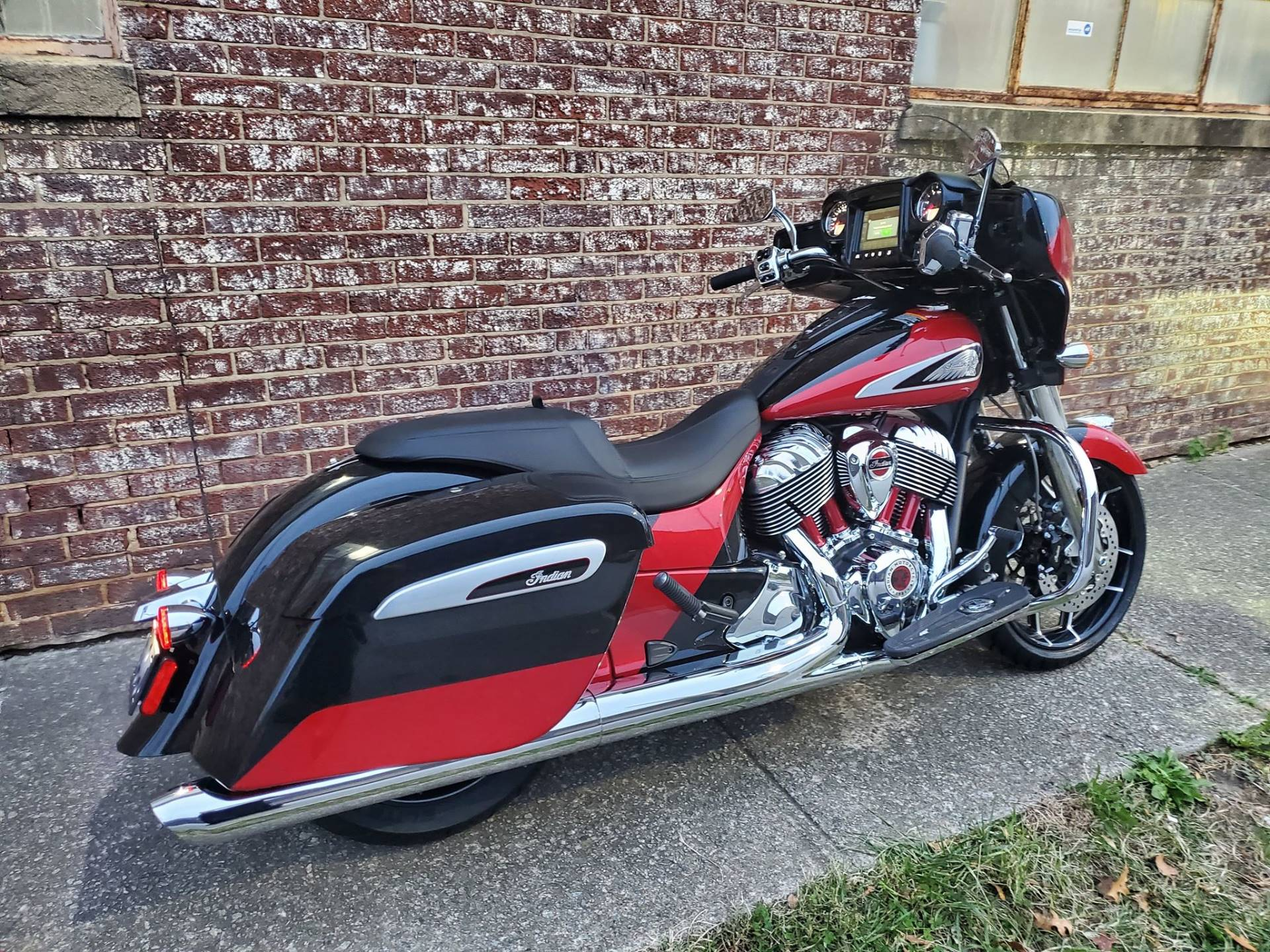 2020 Indian Chieftain® Elite in Greensboro, North Carolina - Photo 3