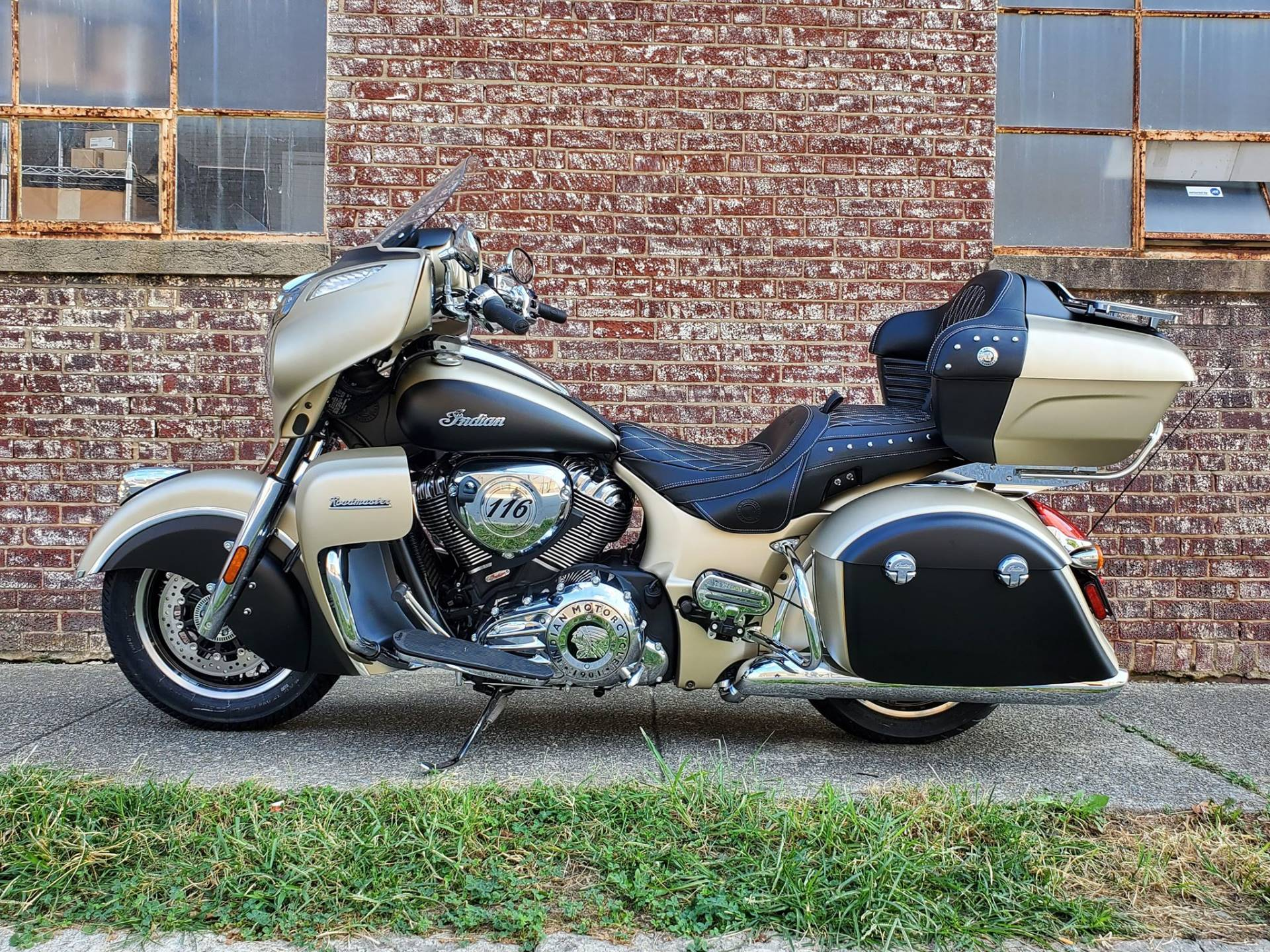 2020 Indian Roadmaster® Icon Series in Greensboro, North Carolina - Photo 4