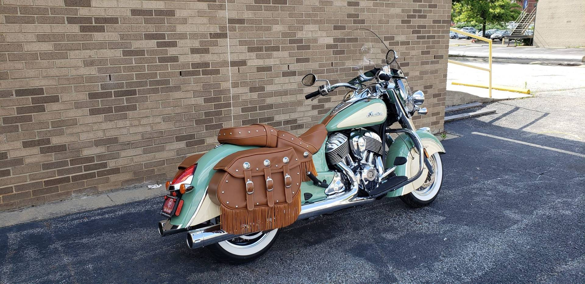 2019 Indian Chief® Vintage ABS in Greensboro, North Carolina - Photo 8