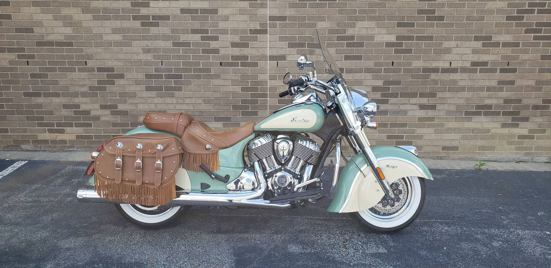 2019 Indian Chief® Vintage ABS in Greensboro, North Carolina - Photo 6