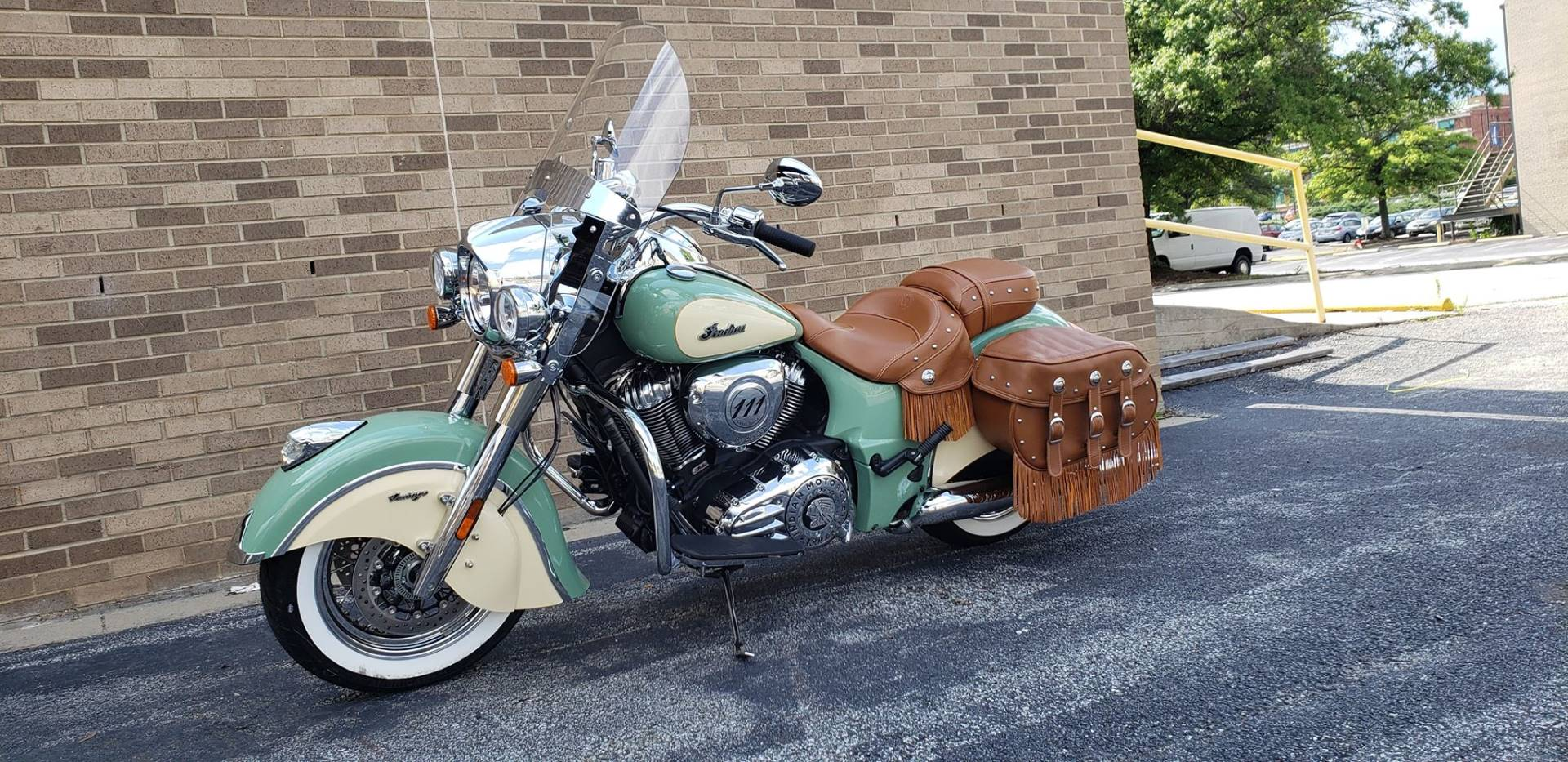 2019 Indian Chief® Vintage ABS in Greensboro, North Carolina - Photo 2