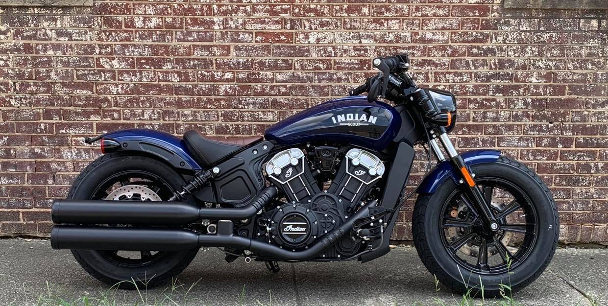 2020 Indian Scout® Bobber ABS in Greensboro, North Carolina - Photo 1