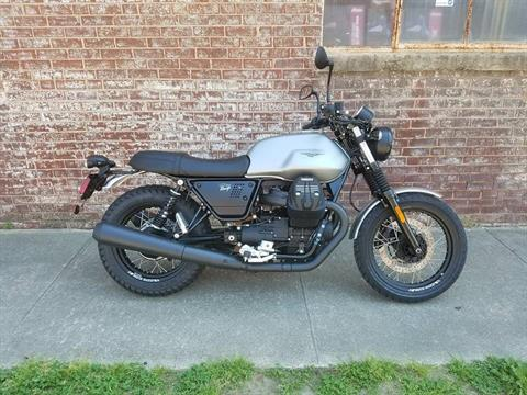 2018 Moto Guzzi V7 III Rough in Greensboro, North Carolina