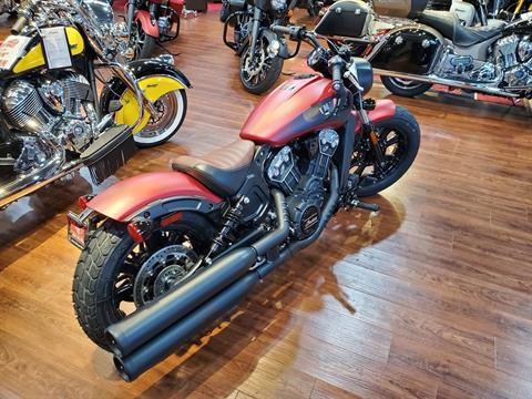 2020 Indian Scout® Bobber ABS Icon Series in Greensboro, North Carolina - Photo 2