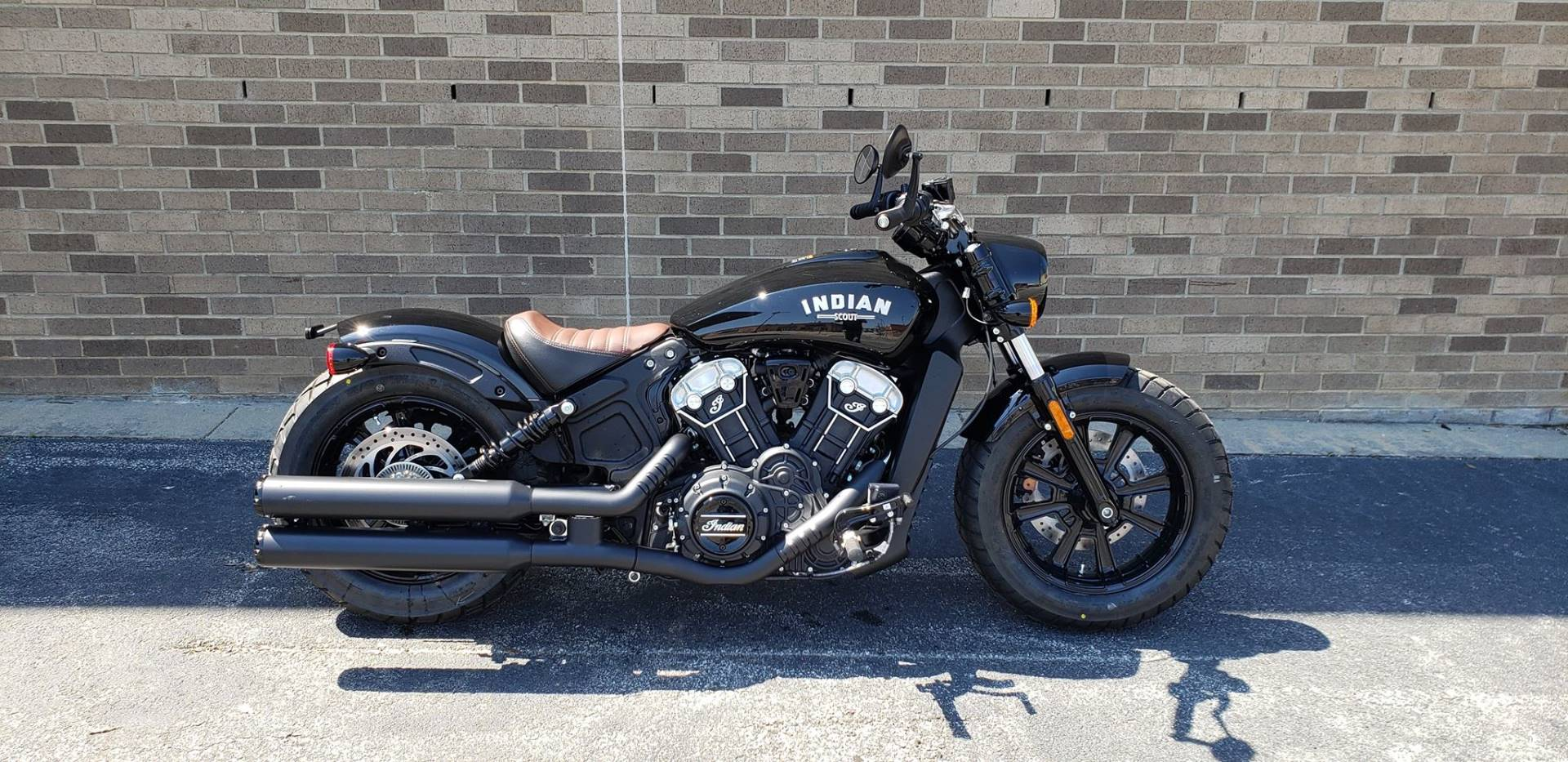 2019 Indian Scout® Bobber ABS in Greensboro, North Carolina - Photo 1