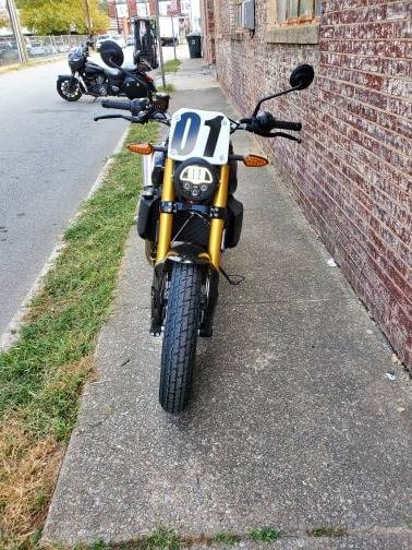 2019 Indian FTR™ 1200 S in Greensboro, North Carolina - Photo 7