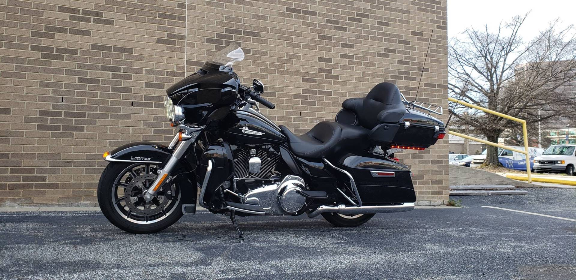 2014 Harley-Davidson Ultra Limited in Greensboro, North Carolina - Photo 6