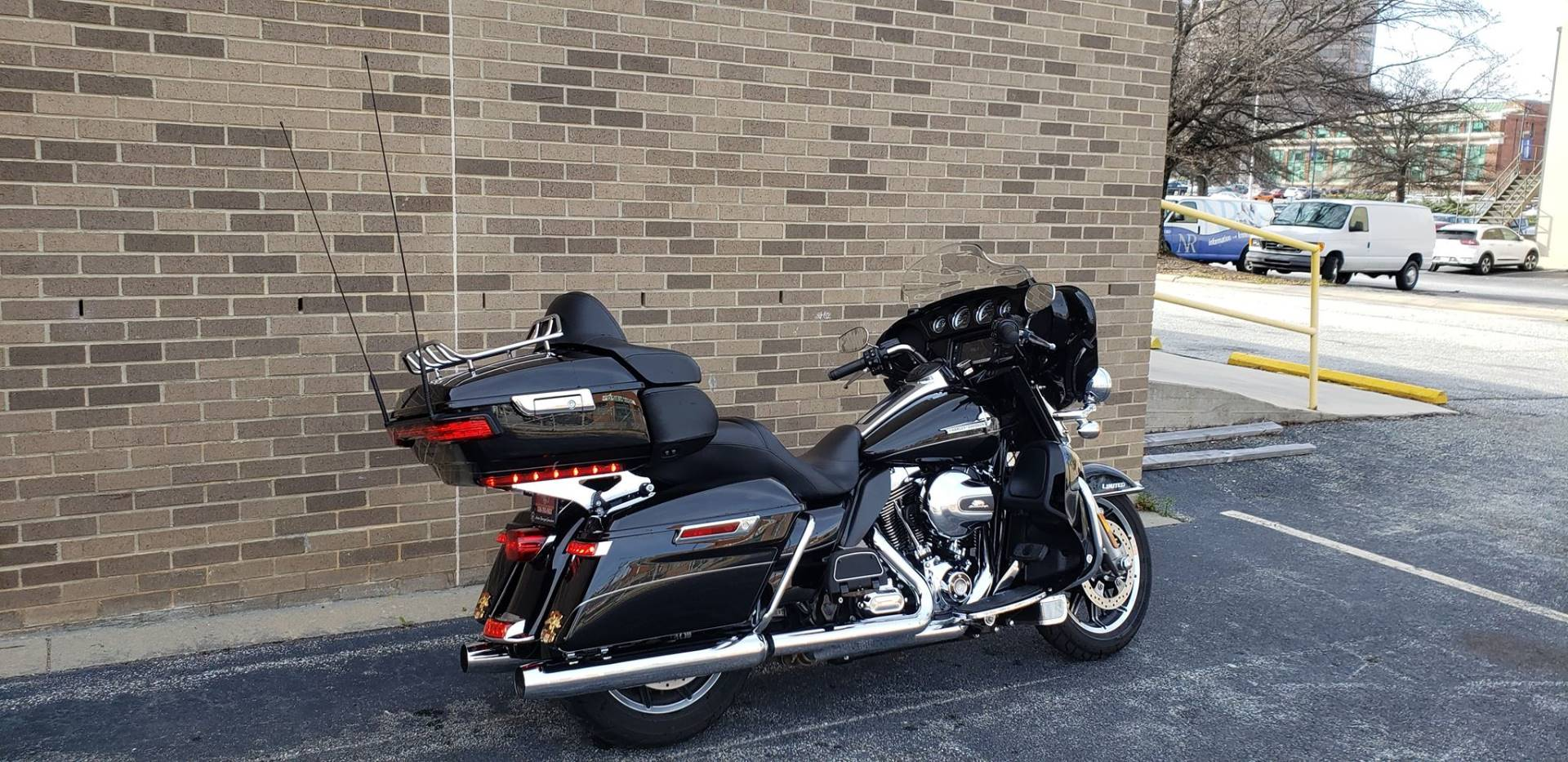 2014 Harley-Davidson Ultra Limited in Greensboro, North Carolina - Photo 3