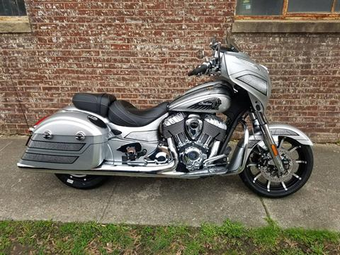 2018 Indian Chieftain Elite in Greensboro, North Carolina