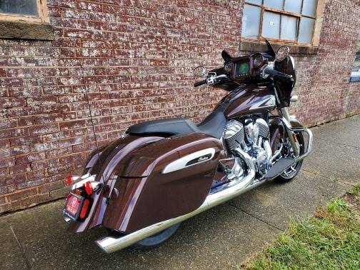 2019 Indian Chieftain® Limited ABS in Greensboro, North Carolina - Photo 3