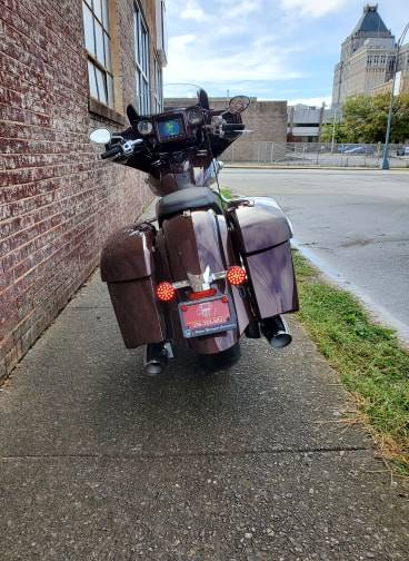 2019 Indian Chieftain® Limited ABS in Greensboro, North Carolina - Photo 8
