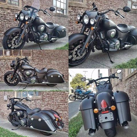 2018 Indian Springfield® Dark Horse in Greensboro, North Carolina