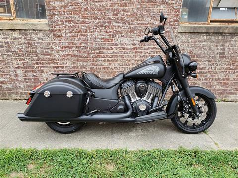 2018 Indian Springfield™ Dark Horse in Greensboro, North Carolina