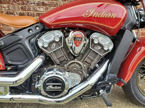 2020 Indian Scout® 100th Anniversary in Greensboro, North Carolina - Photo 4