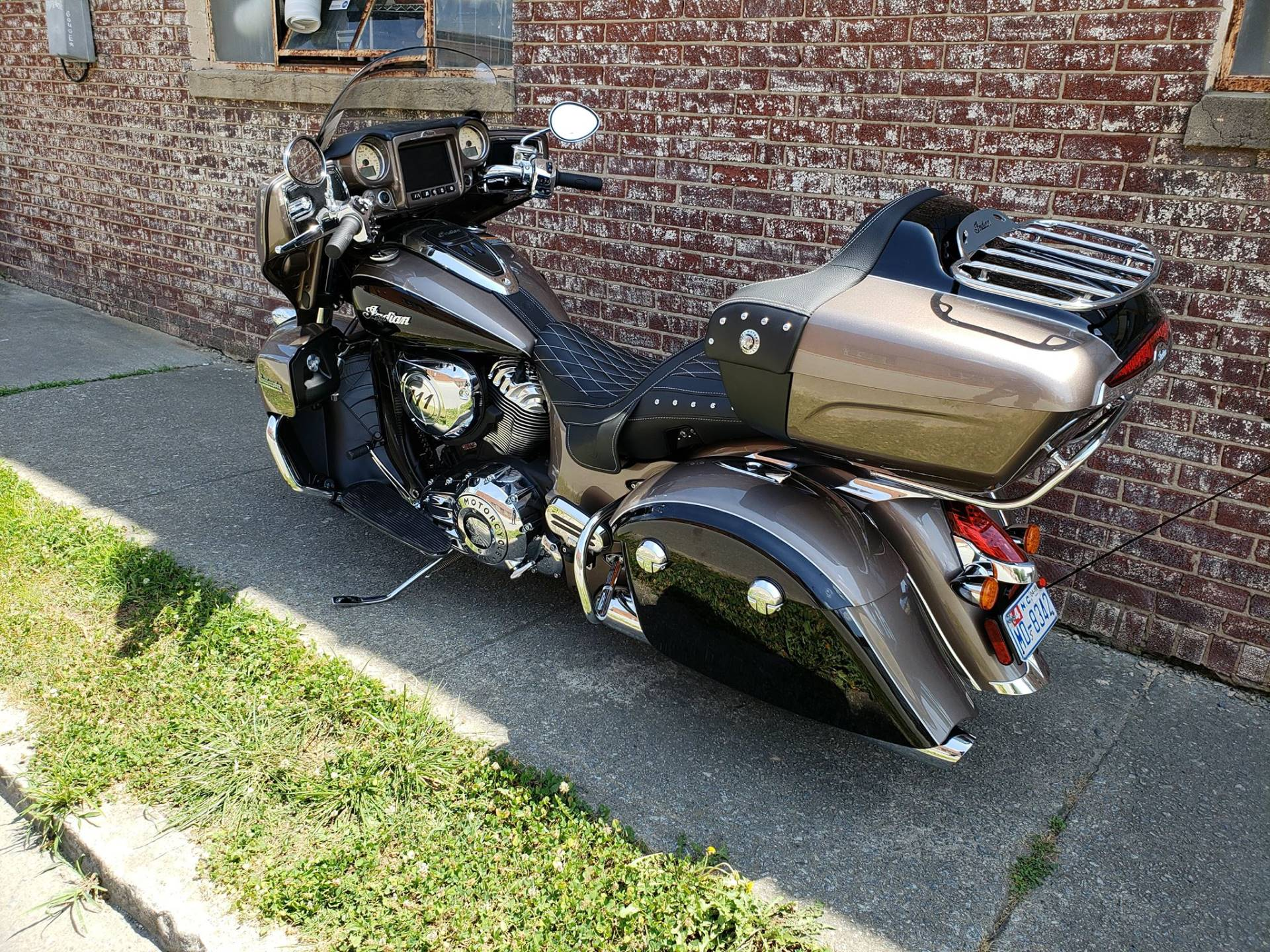 2018 Indian Roadmaster® ABS in Greensboro, North Carolina - Photo 3