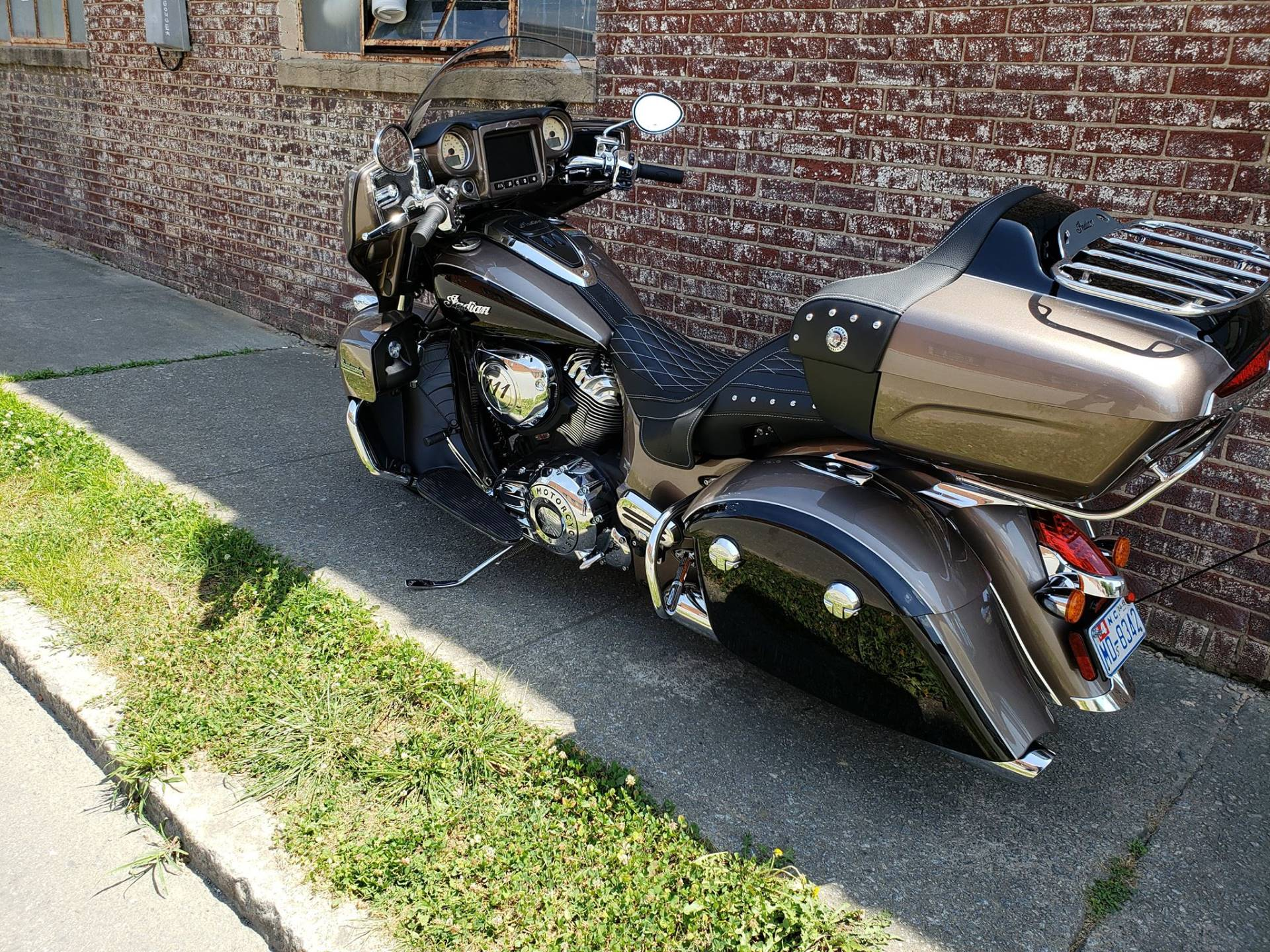 2018 Indian Roadmaster® ABS in Greensboro, North Carolina - Photo 6