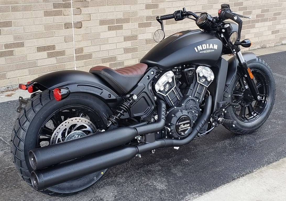 2019 Indian Scout® Bobber ABS in Greensboro, North Carolina - Photo 3