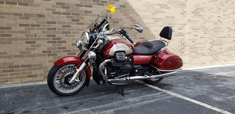 2017 Moto Guzzi California 1400 Touring ABS in Greensboro, North Carolina