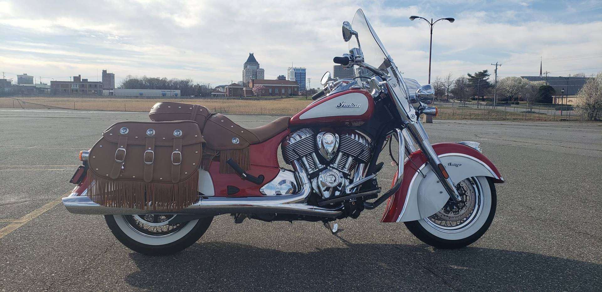 2019 Indian Chief® Vintage Icon Series in Greensboro, North Carolina - Photo 1
