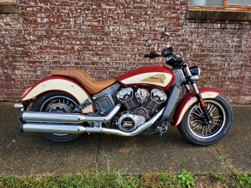 2020 Indian Scout® ABS in Greensboro, North Carolina - Photo 1