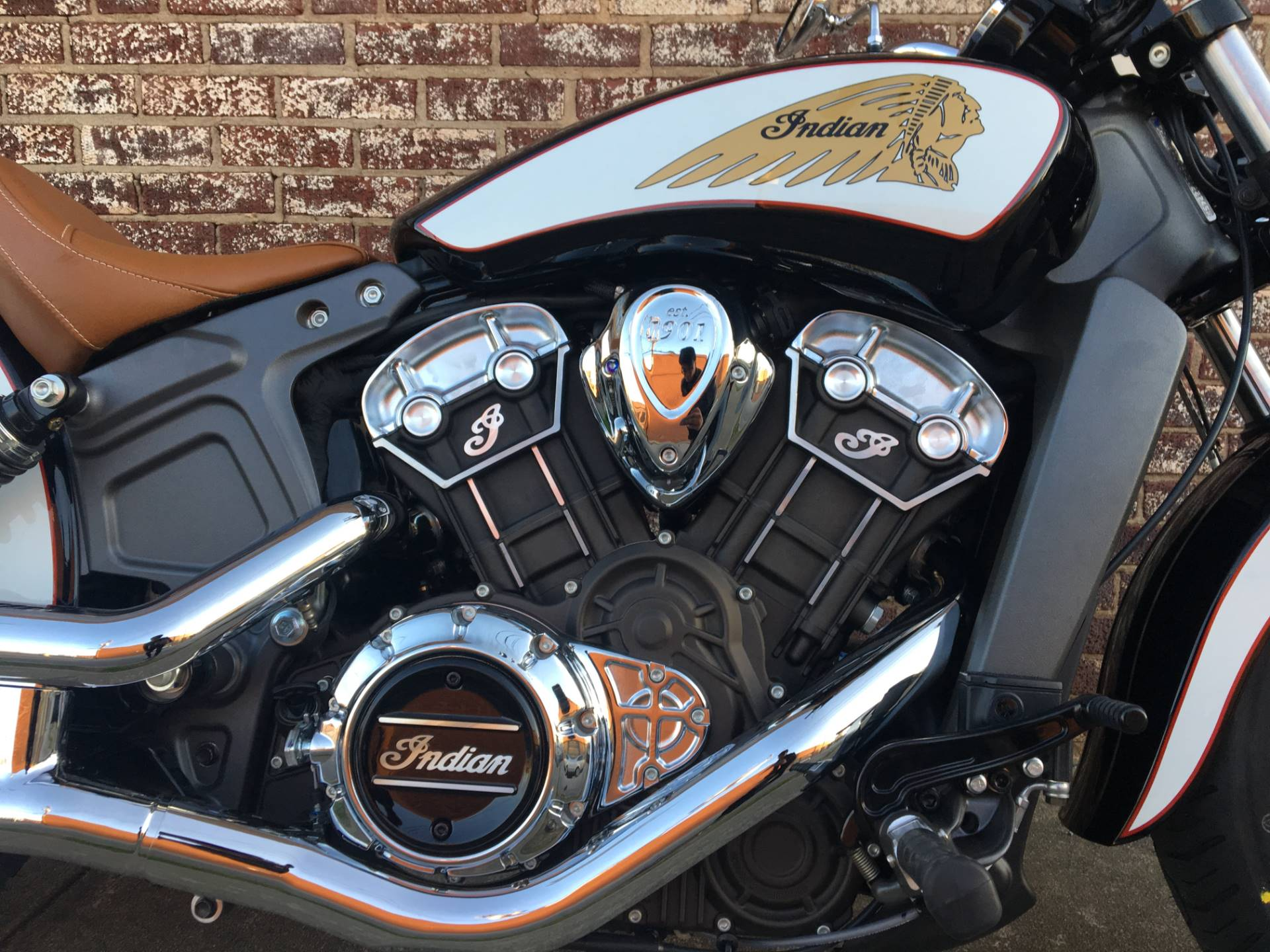 2017 Indian Scout  in Greensboro, North Carolina