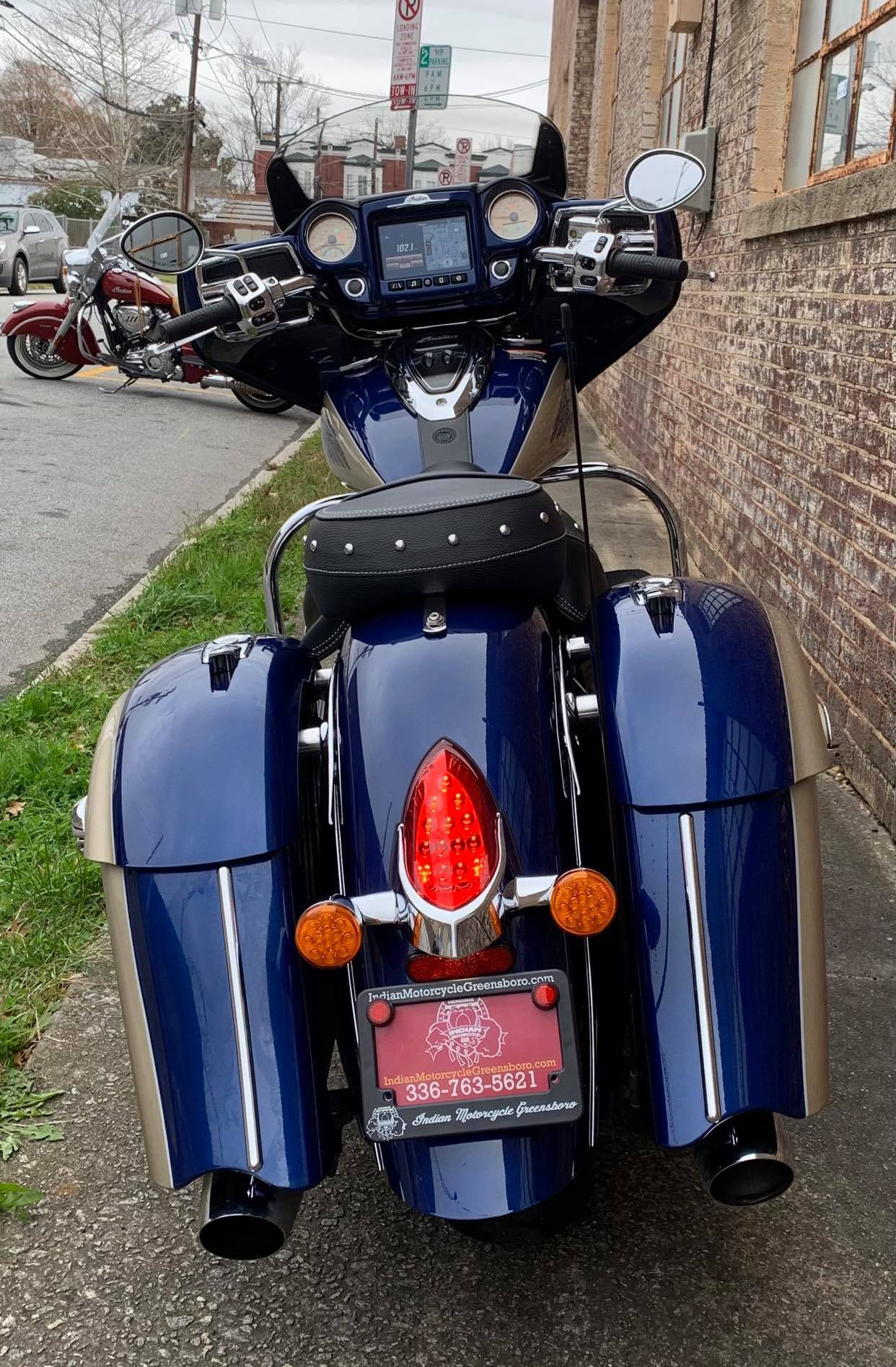 2019 Indian Chieftain® Classic ABS in Greensboro, North Carolina - Photo 7