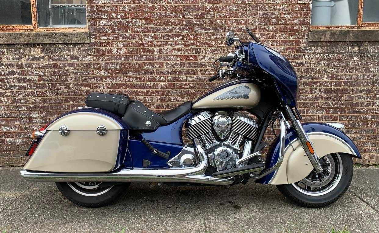 2019 Indian Chieftain® Classic ABS in Greensboro, North Carolina - Photo 1