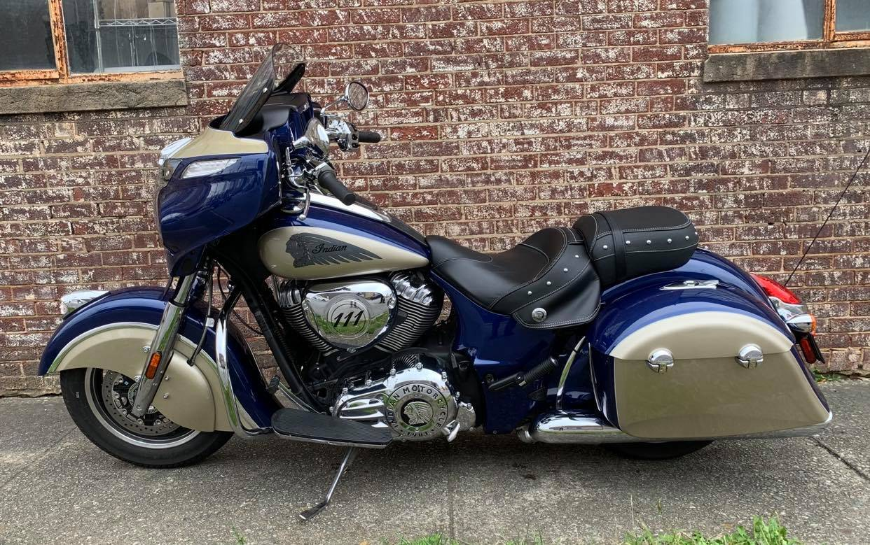 2019 Indian Chieftain® Classic ABS in Greensboro, North Carolina - Photo 4