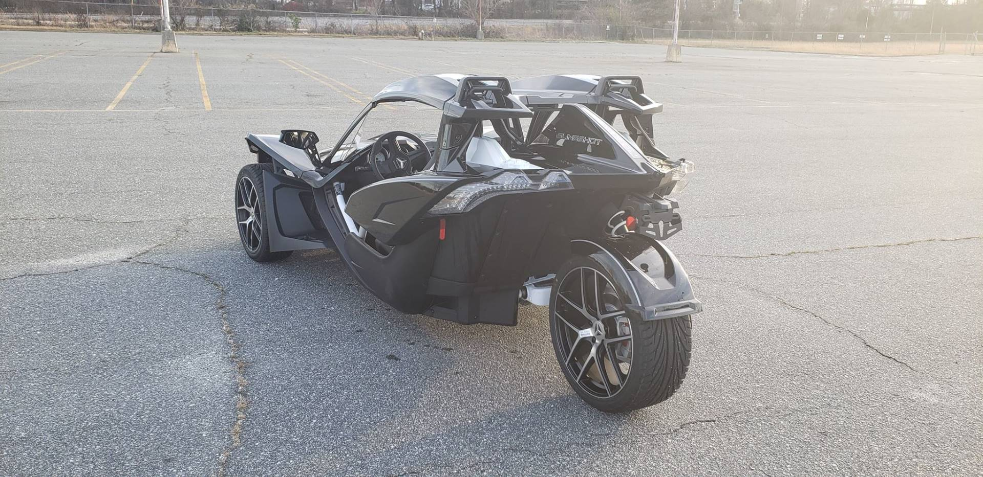2019 Slingshot Slingshot Grand Touring in Greensboro, North Carolina - Photo 11