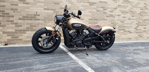 2019 Indian Scout® Bobber ABS Icon Series in Greensboro, North Carolina - Photo 5