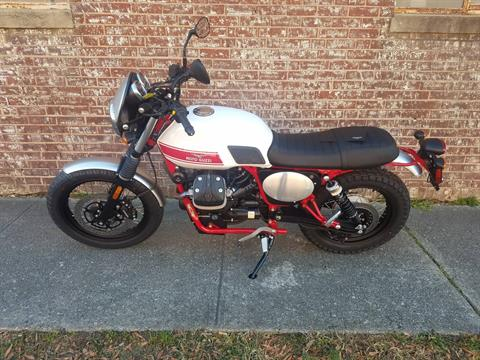2016 Moto Guzzi V7 II Stornello in Greensboro, North Carolina