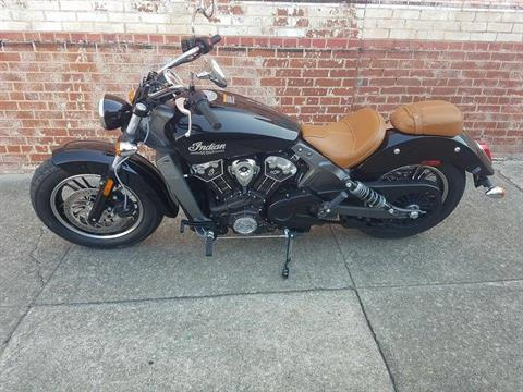 2018 Indian Scout® in Greensboro, North Carolina